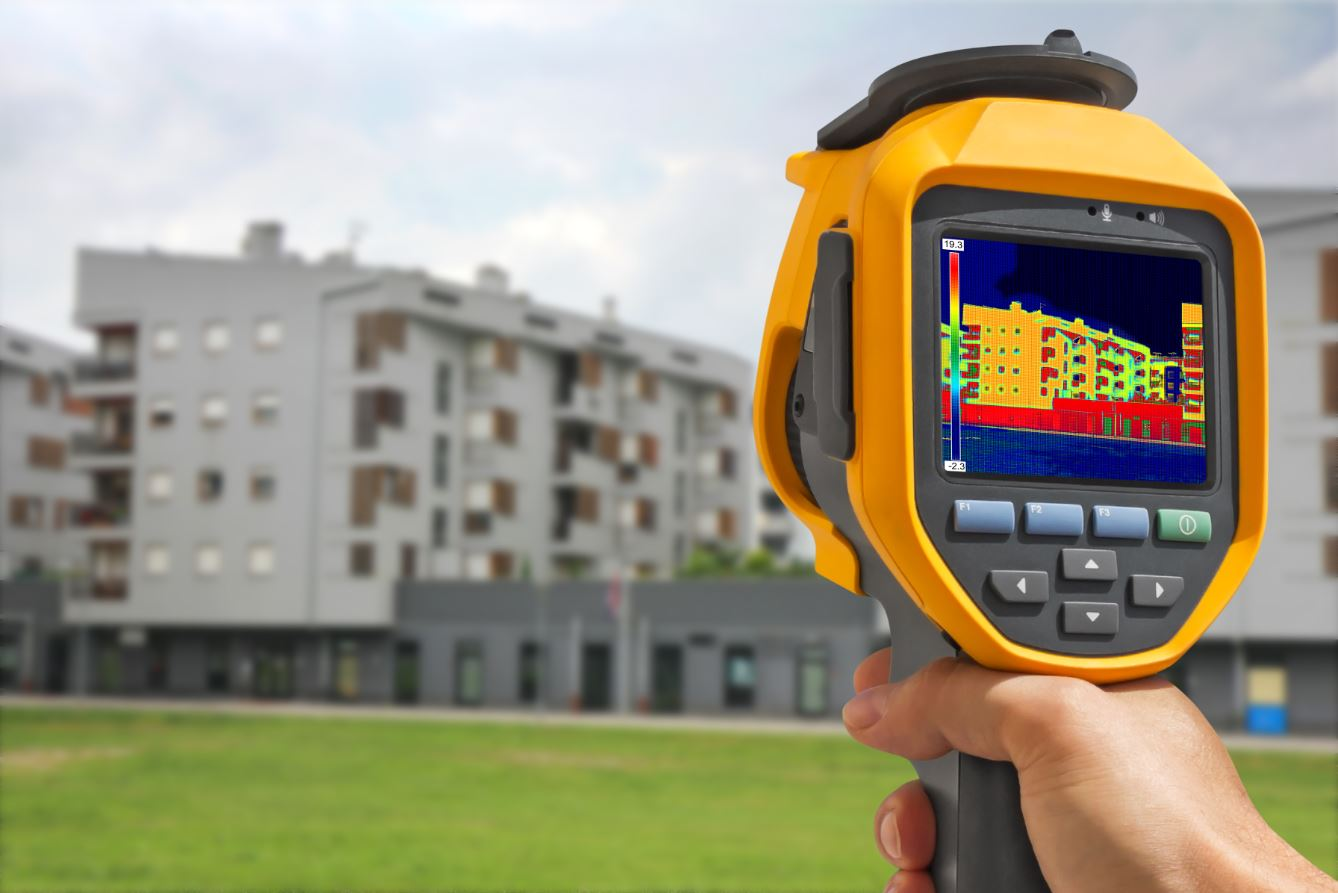 commercial inspection houston thermal imaging